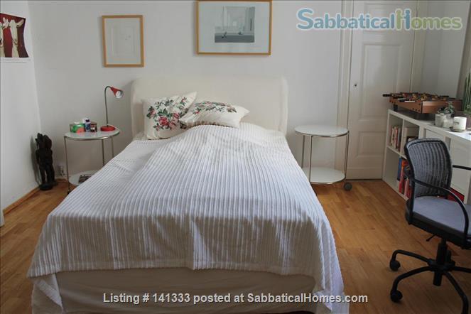 Beautiful 4 room in a  shared flat with Balcony in Berlin Schoeneberg - 140 qm Home Rental in Berlin, Berlin, Germany 2