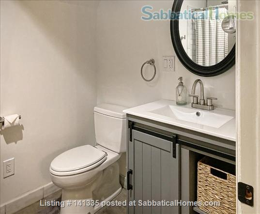 Spacious Garden-Level Loft near Harvard square Home Rental in Cambridge, Massachusetts, United States 7