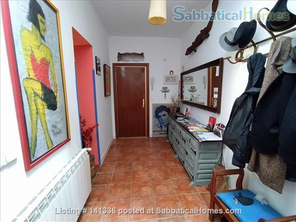House of 180 meters with terrace in Malasaña / Gran Vía. Fully furnisheda. Home Rental in Madrid 9
