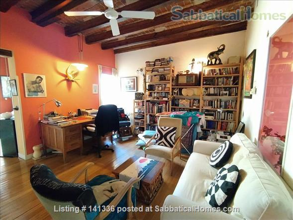 House of 180 meters with terrace in Malasaña / Gran Vía. Fully furnisheda. Home Rental in Madrid 0