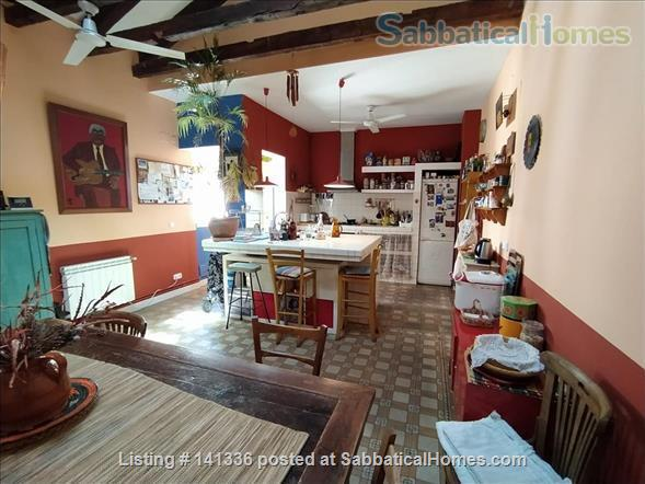House of 180 meters with terrace in Malasaña / Gran Vía. Fully furnisheda. Home Rental in Madrid 2