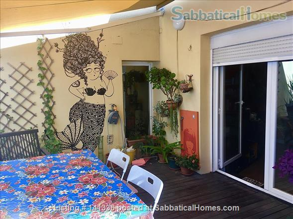 House of 180 meters with terrace in Malasaña / Gran Vía. Fully furnisheda. Home Rental in Madrid 3