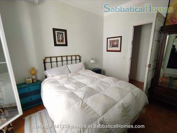 House of 180 meters with terrace in Malasaña / Gran Vía. Fully furnisheda. Home Rental in Madrid 7