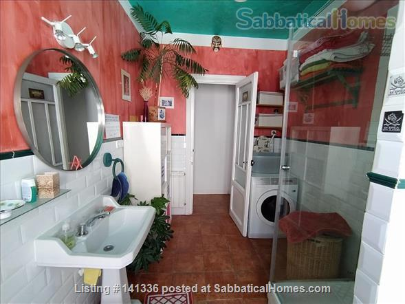 House of 180 meters with terrace in Malasaña / Gran Vía. Fully furnisheda. Home Rental in Madrid 8
