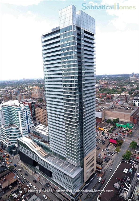 1 bedroom plus office space,Festival Tower, Toronto, Ontario Home Rental in Toronto, Ontario, Canada 5