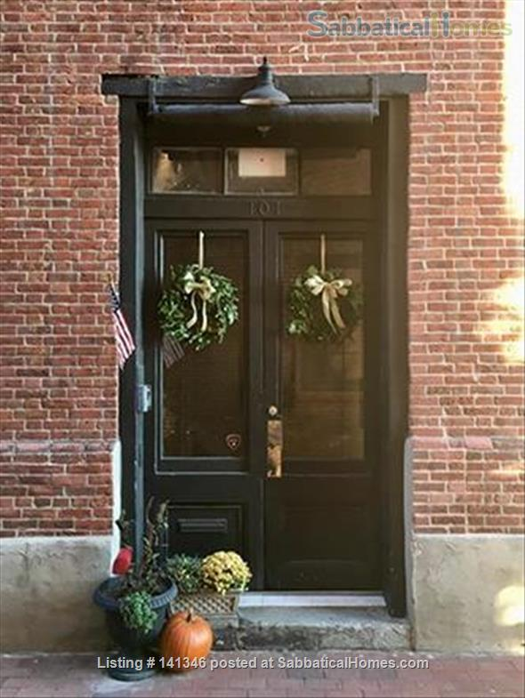 Welcome to the Captain's House in Old City--$1400   Home Rental in Philadelphia, Pennsylvania, United States 1