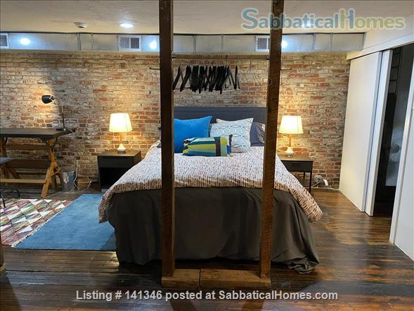 Welcome to the Captain's House in Old City--$1400   Home Rental in Philadelphia, Pennsylvania, United States 6
