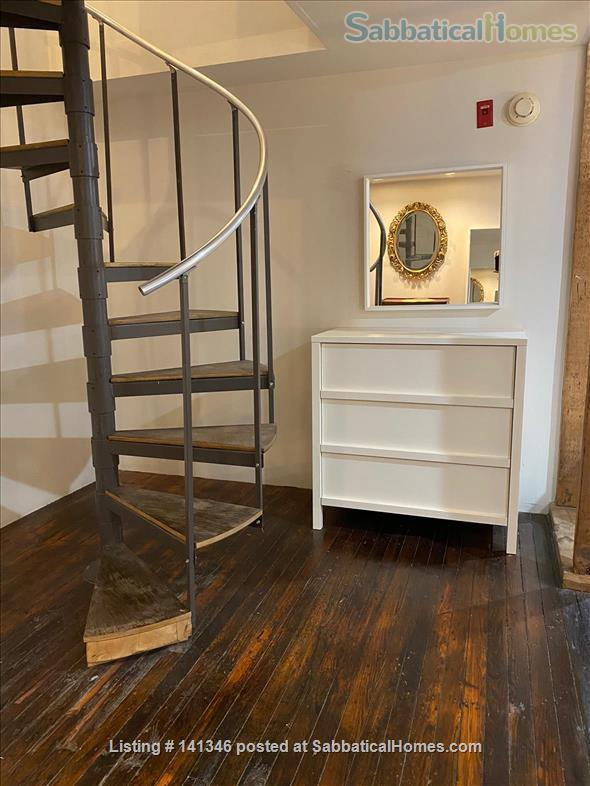 Welcome to the Captain's House in Old City--$1400   Home Rental in Philadelphia, Pennsylvania, United States 7