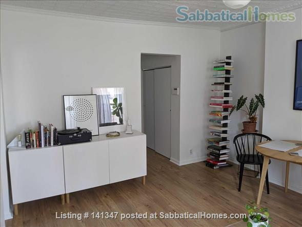 Lovely One Bedroom, One Bathroom Apartment With An Office Space Home Rental in Kings County, New York, United States 0