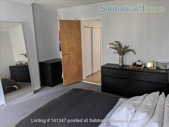 Lovely One Bedroom, One Bathroom Apartment With An Office Space Home Rental in Kings County, New York, United States 4