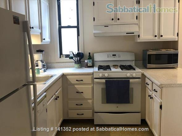 Concord: Furnished 1 bedroom condo - walk to commuter rail, shops, restaurants Home Rental in Concord, Massachusetts, United States 6