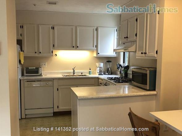 Concord: Furnished 1 bedroom condo - walk to commuter rail, shops, restaurants Home Rental in Concord, Massachusetts, United States 7