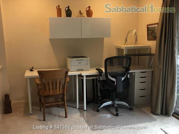 Concord: Furnished 1 bedroom condo - walk to commuter rail, shops, restaurants Home Rental in Concord, Massachusetts, United States 8
