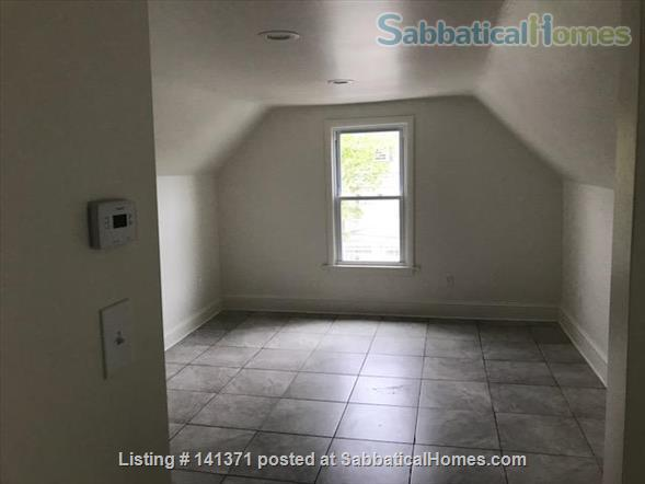 4 Beautiful Rooms for rent with private bath in recently renovated 5 bedroom 5 bathroom house Home Rental in Somerville, Massachusetts, United States 9