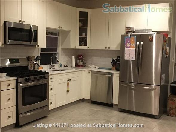 4 Beautiful Rooms for rent with private bath in recently renovated 5 bedroom 5 bathroom house Home Rental in Somerville, Massachusetts, United States 0