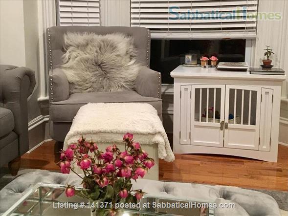 4 Beautiful Rooms for rent with private bath in recently renovated 5 bedroom 5 bathroom house Home Rental in Somerville, Massachusetts, United States 2