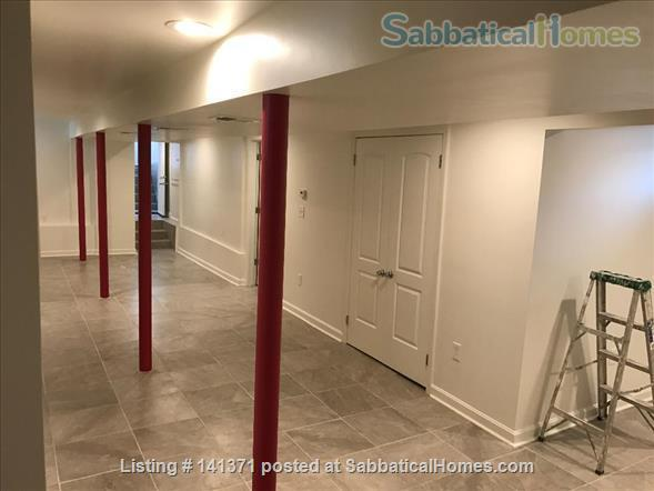 4 Beautiful Rooms for rent with private bath in recently renovated 5 bedroom 5 bathroom house Home Rental in Somerville, Massachusetts, United States 4
