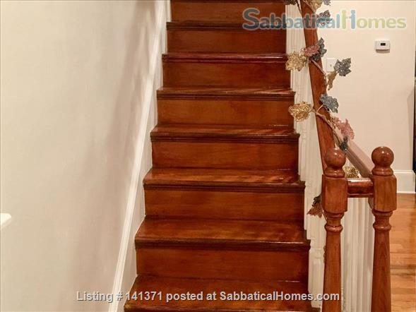 4 Beautiful Rooms for rent with private bath in recently renovated 5 bedroom 5 bathroom house Home Rental in Somerville, Massachusetts, United States 6