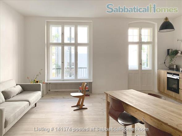 Furnished flat in Berlin-Kreuzberg Home Rental in Berlin, Berlin, Germany 1