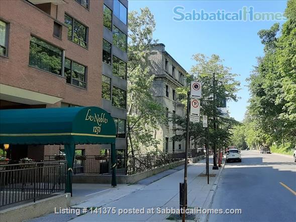 Condo on the Mountain Home Rental in Montreal, Quebec, Canada 0