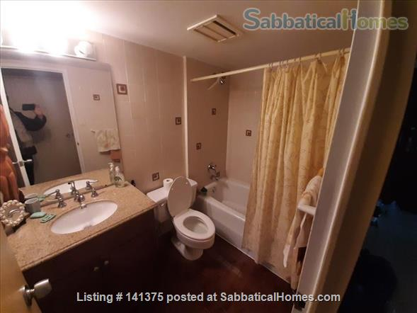 Condo on the Mountain Home Rental in Montreal, Quebec, Canada 4