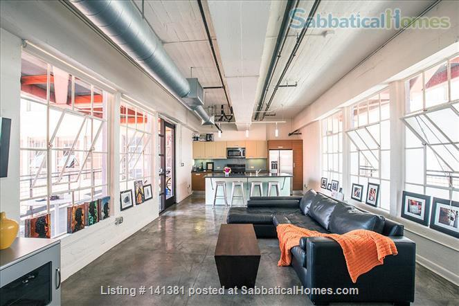 DOWNTOWN LOS ANGELES LUXURY LOFT FOR RENT Home Rental in Los Angeles, California, United States 1