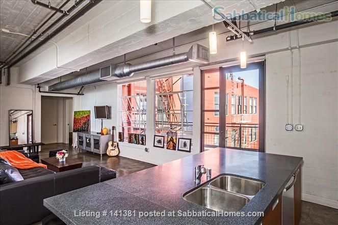 DOWNTOWN LOS ANGELES LUXURY LOFT FOR RENT Home Rental in Los Angeles, California, United States 2