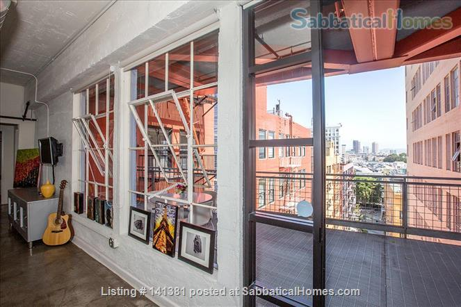 DOWNTOWN LOS ANGELES LUXURY LOFT FOR RENT Home Rental in Los Angeles, California, United States 4