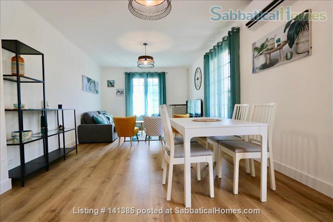 Le Provence 3 chambres climatisé garage Home Rental in Aix-en-Provence, Provence-Alpes-Côte d'Azur, France 1