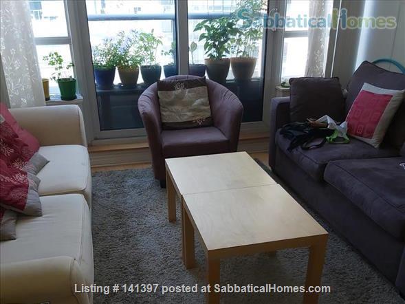 Toronto furnished condo. Just bring yourself Home Rental in Toronto, Ontario, Canada 1