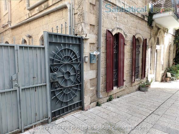 Exquisite & charming apartment Home Rental in Jerusalem, Jerusalem District, Israel 9