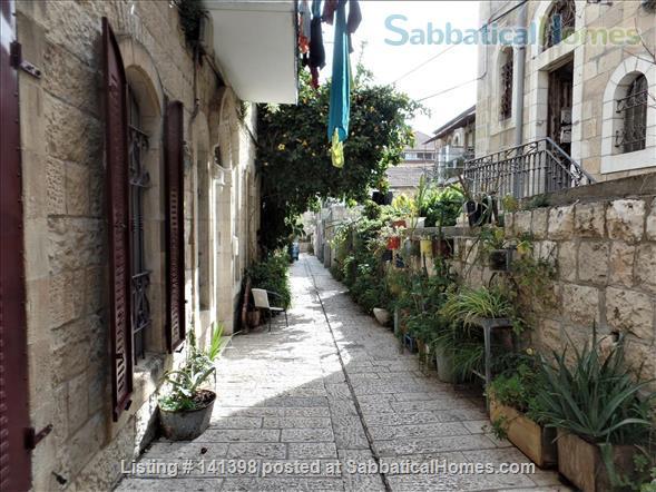 Exquisite & charming apartment Home Rental in Jerusalem, Jerusalem District, Israel 8