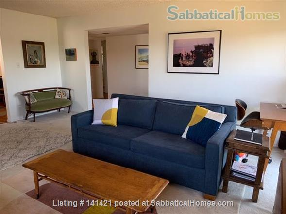 Roomy Mid-Century House near Occidental College Home Rental in Los Angeles, California, United States 1
