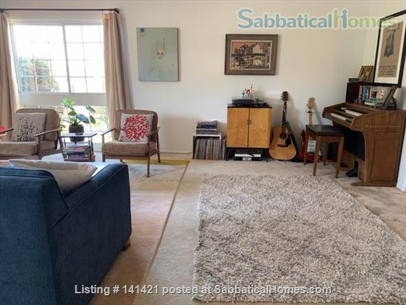 Roomy Mid-Century House near Occidental College Home Rental in Los Angeles, California, United States 0