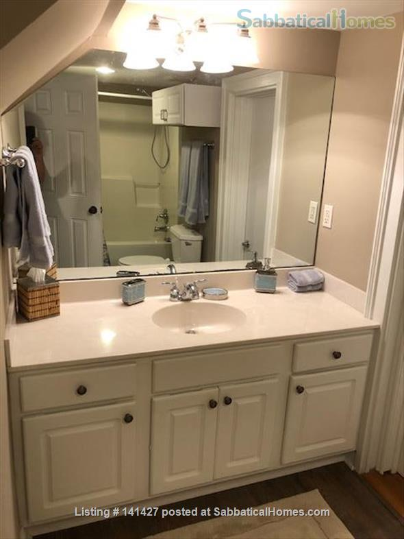1 Bdr, 1 Bath, Fully Furnished Lower Level in Private Home on Franklin St. Home Rental in Chapel Hill, North Carolina, United States 3