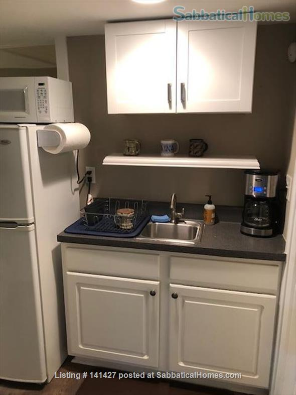 1 Bdr, 1 Bath, Fully Furnished Lower Level in Private Home on Franklin St. Home Rental in Chapel Hill, North Carolina, United States 5
