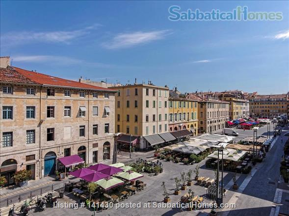 Rare historical apartment near the old port in Marseille Home Rental in Marseille, Provence-Alpes-Côte d'Azur, France 9