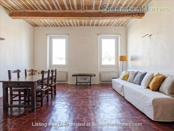 Rare historical apartment near the old port in Marseille Home Rental in Marseille, Provence-Alpes-Côte d'Azur, France 4