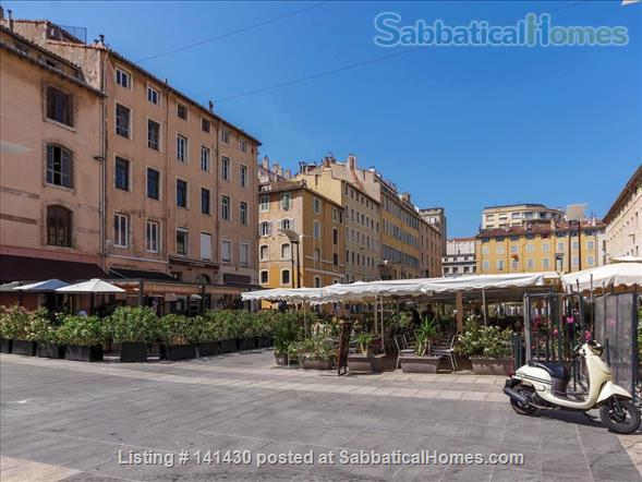 Rare historical apartment near the old port in Marseille Home Rental in Marseille, Provence-Alpes-Côte d'Azur, France 8