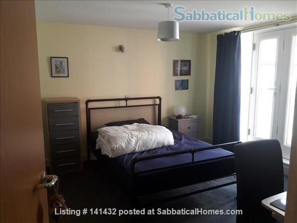 Double ensuite room for academic lodger in Edinburgh Home Rental in Leith, Scotland, United Kingdom 1