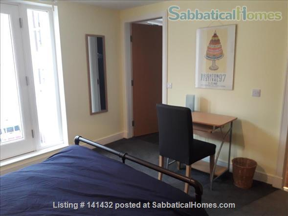 Double ensuite room for academic lodger in Edinburgh Home Rental in Leith, Scotland, United Kingdom 2