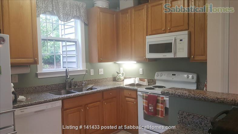 Luxurious, Large Condo/POOL Darling Condo, end unit, downstairs Home Rental in Chapel Hill, North Carolina, United States 0