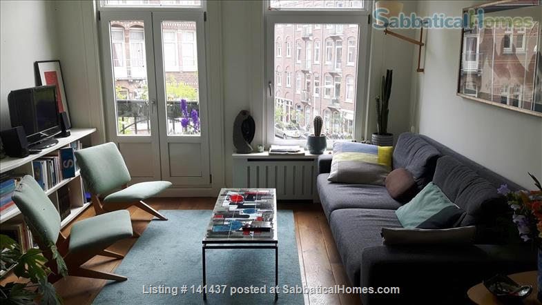 Amsterdam apartment Home Rental in Amsterdam, NH, Netherlands 1