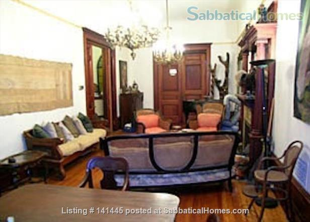 Quiet room available in a Sugar Hill family brownstone Home Rental in New York, New York, United States 5