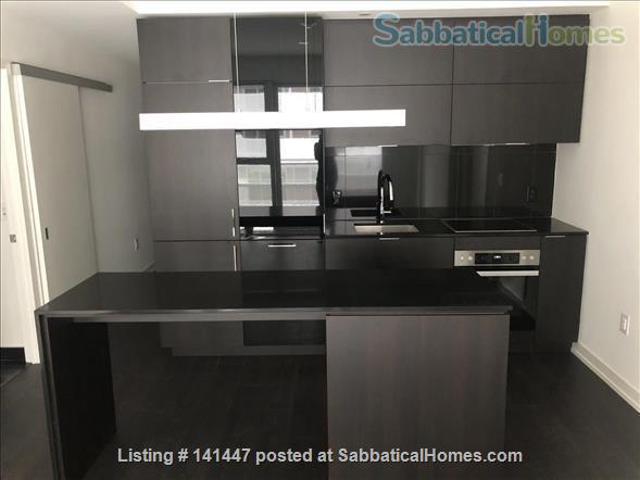 Brand-new waterfront apartment at Sugar Beach, the heart of downtown Toronto! Modern 2-bedroom 2-bathroom Condo Home Rental in Toronto, Ontario, Canada 5