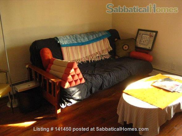 Furnished, near MIT, MGH, Harvard Home Rental in Cambridge, Massachusetts, United States 3