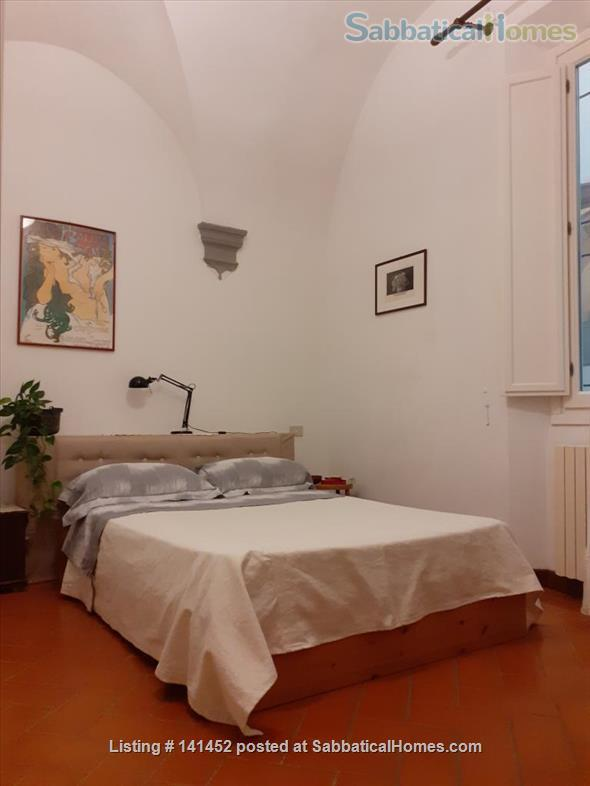 silent apartment overlooking a garden Home Rental in Florence, Toscana, Italy 0