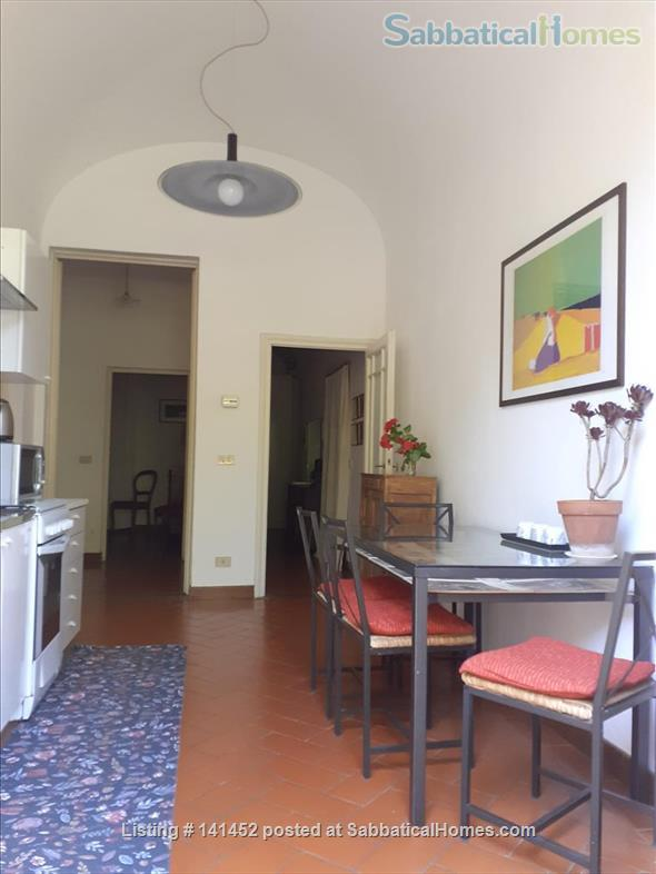 silent apartment overlooking a garden Home Rental in Florence, Toscana, Italy 8