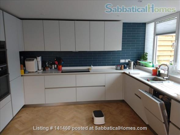 Modern  spacious 3 bedroom home in London Home Rental in Dulwich, England, United Kingdom 1