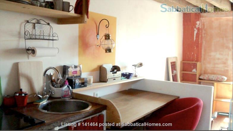 studio in Paris Home Rental in Paris, IDF, France 3